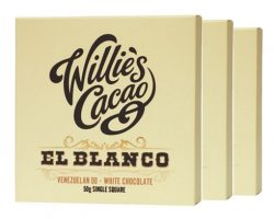 Willie's Chocolate Bars